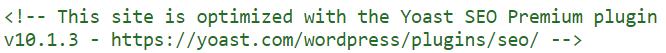 Yoast html branding