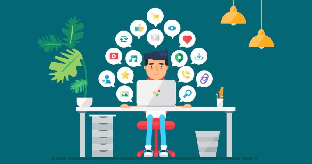 Blogging related tasks