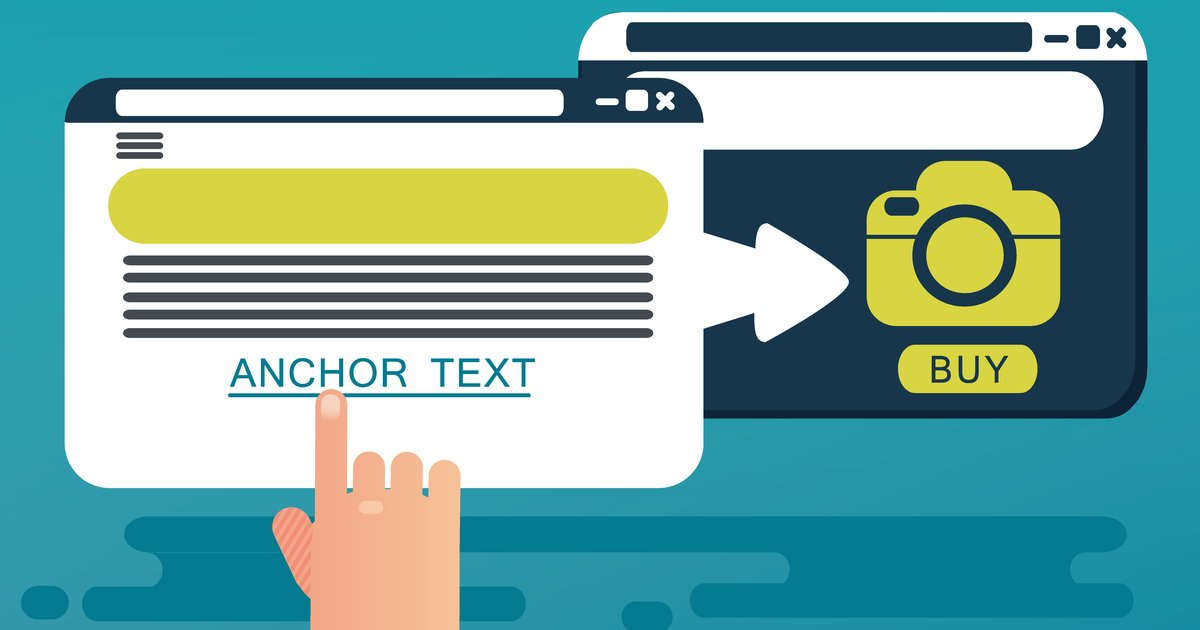 Link click concept