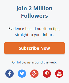 Authority nutrition followers